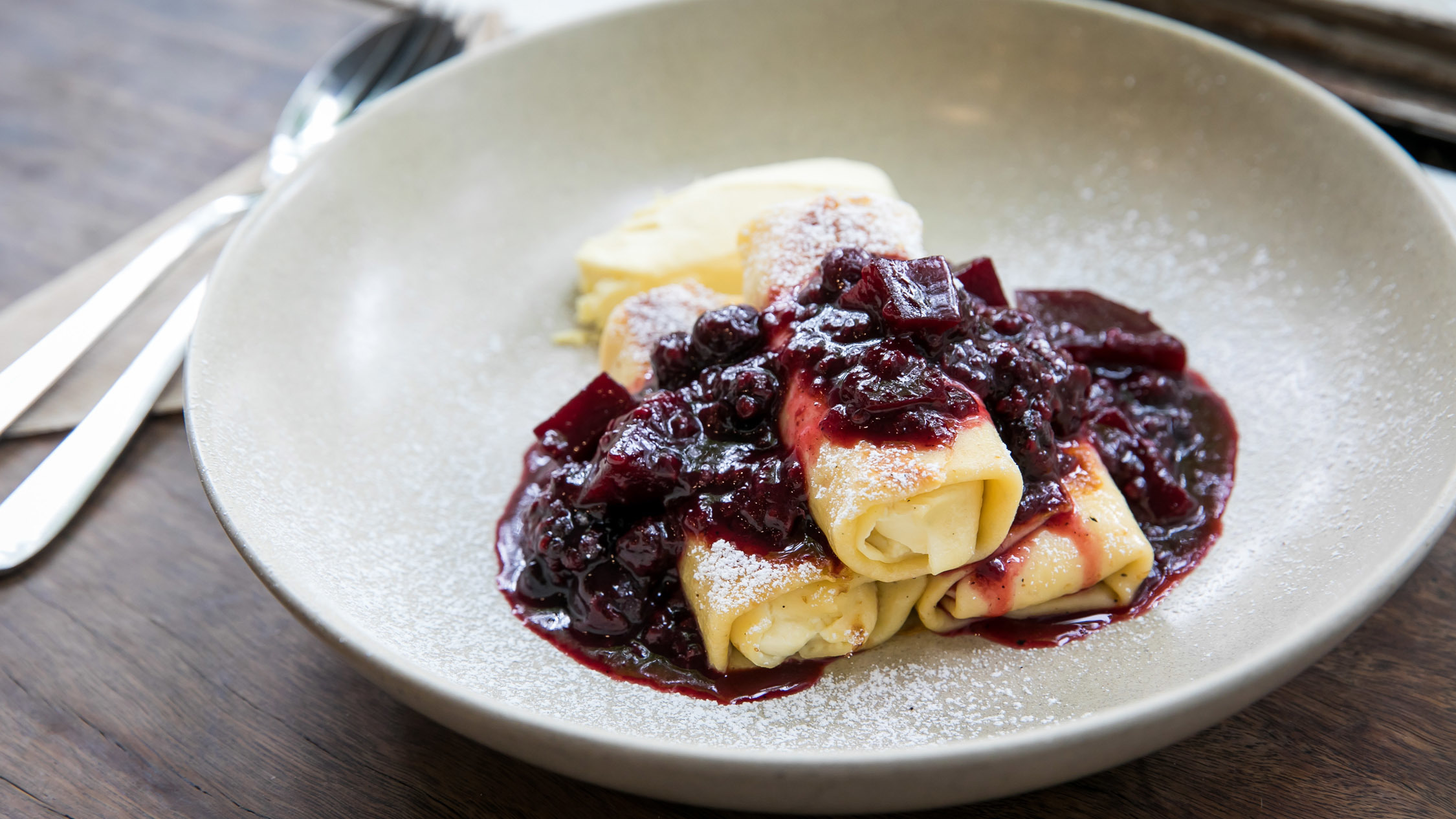 Four Ate Five Surry Hills crepes
