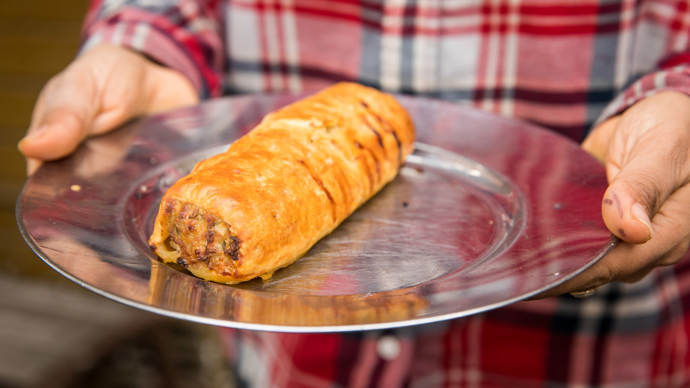 Bourke Street Bakery Surry Hills Sausage roll