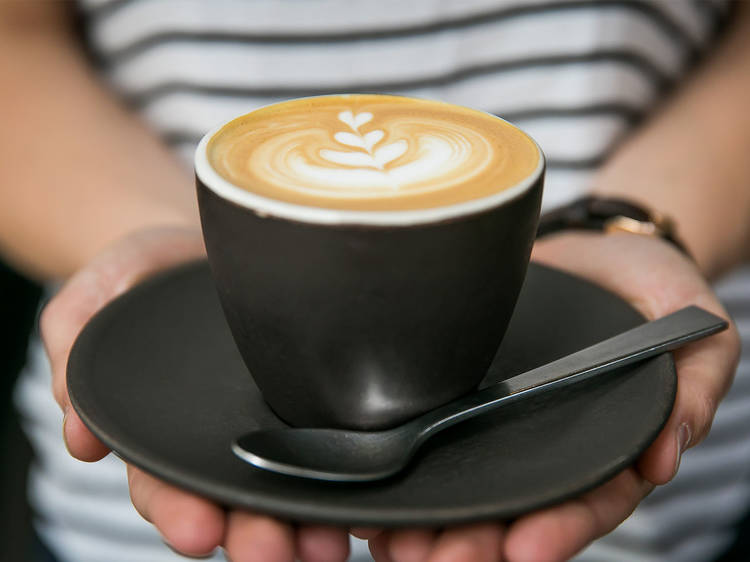 Where to get coffee in Sydney before 7am