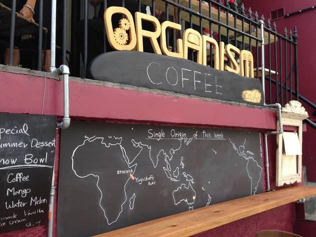 Café Organism
