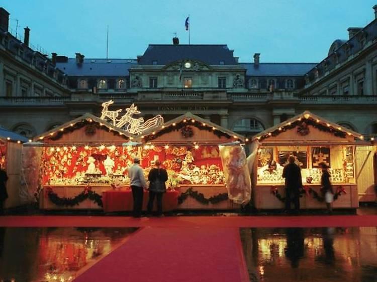 Marché de Noël de la Gare Saint-Lazare