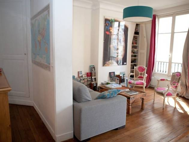 Airbnb Paris: Cosy flat, South Pigalle