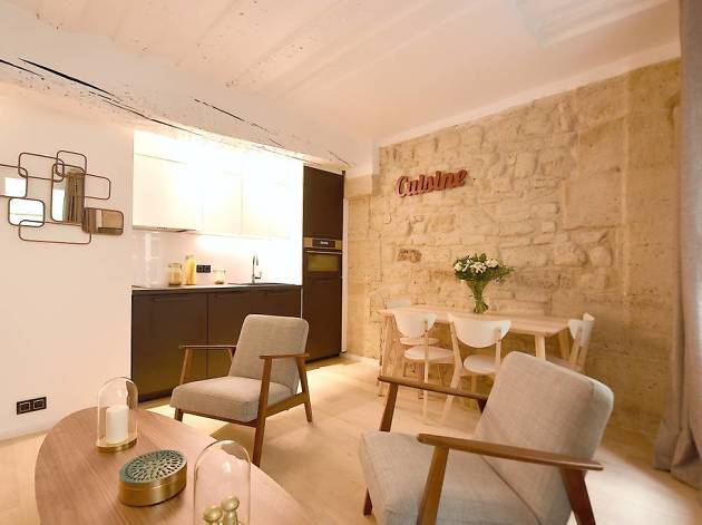 Airbnb Paris: Quaint apartment, Saint-Germain-des-Prés