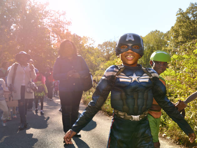 Prospect Park Halloween 2020 Activities Halloween in Prospect Park | Things to do in New York Kids