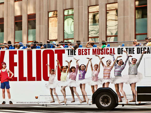 Billy Elliot, El Musical, Nueva York