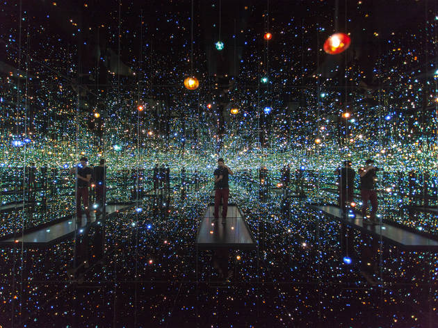 The Broad is reopening in May—but without its Infinity Mirror Rooms at first