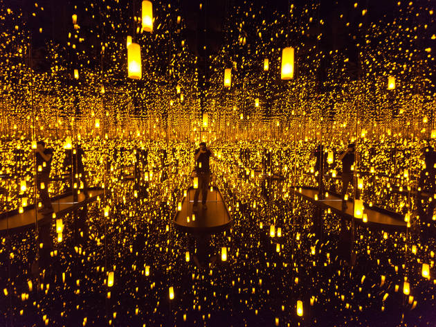 How the Broad is hosting 'Infinity Mirrors' sans infinite lines