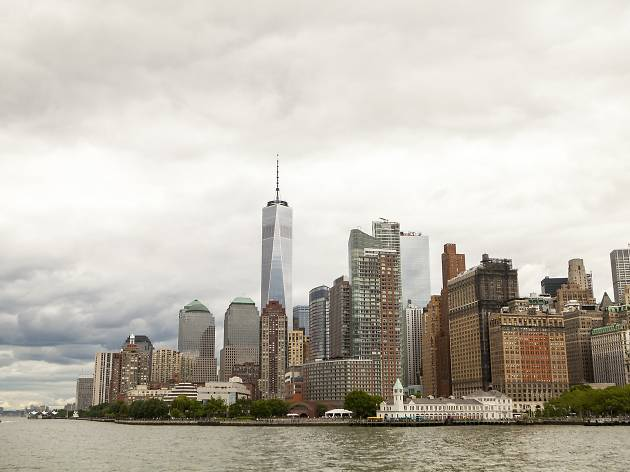 Climate change is going to completely screw over NYC, report says