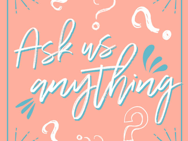 Time Out Singapore: ask us anything