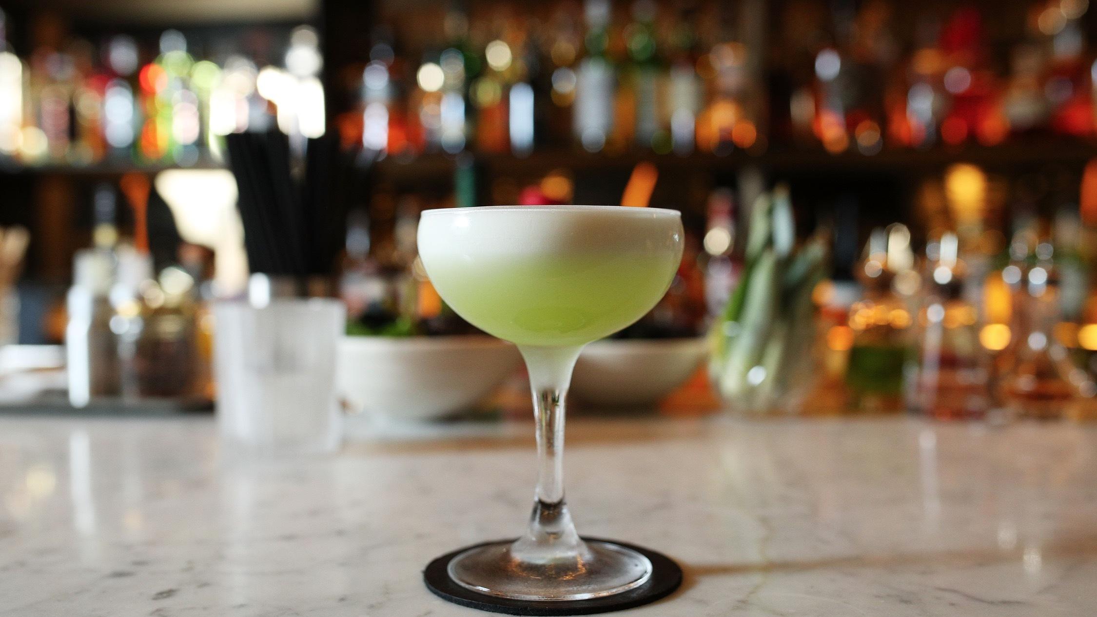 Cocktails at Arlechin