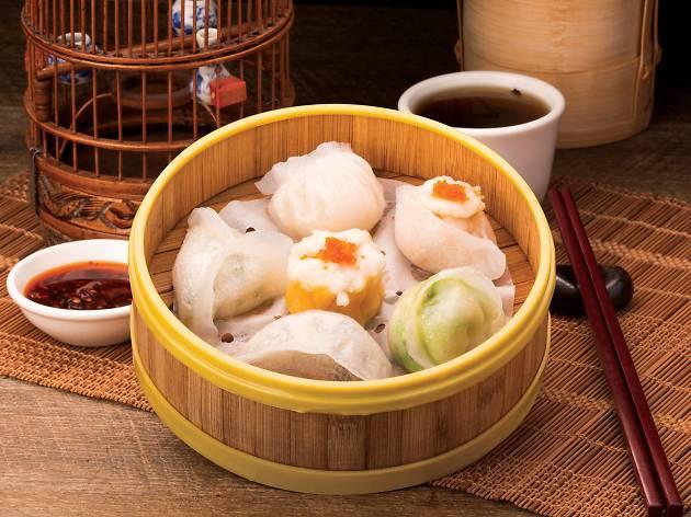 Secret Kitchen dumplings