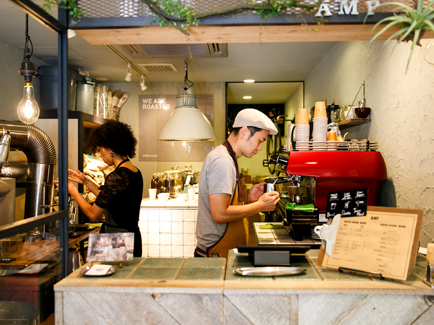 Coffee Amp | Time Out Tokyo