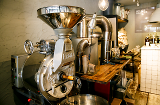 コーヒー アンプ