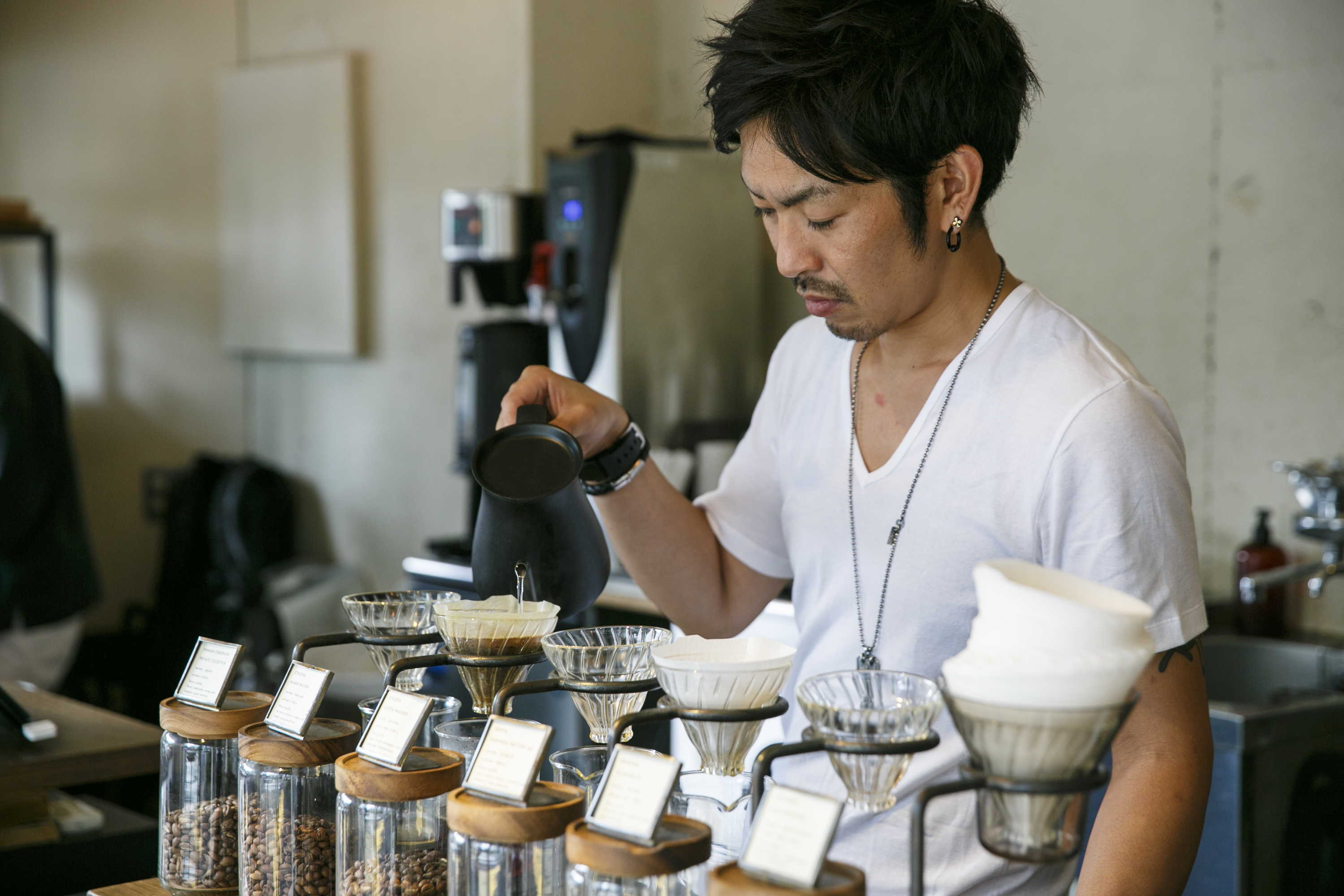 Glitch Coffee & Roasters | Time Out Tokyo