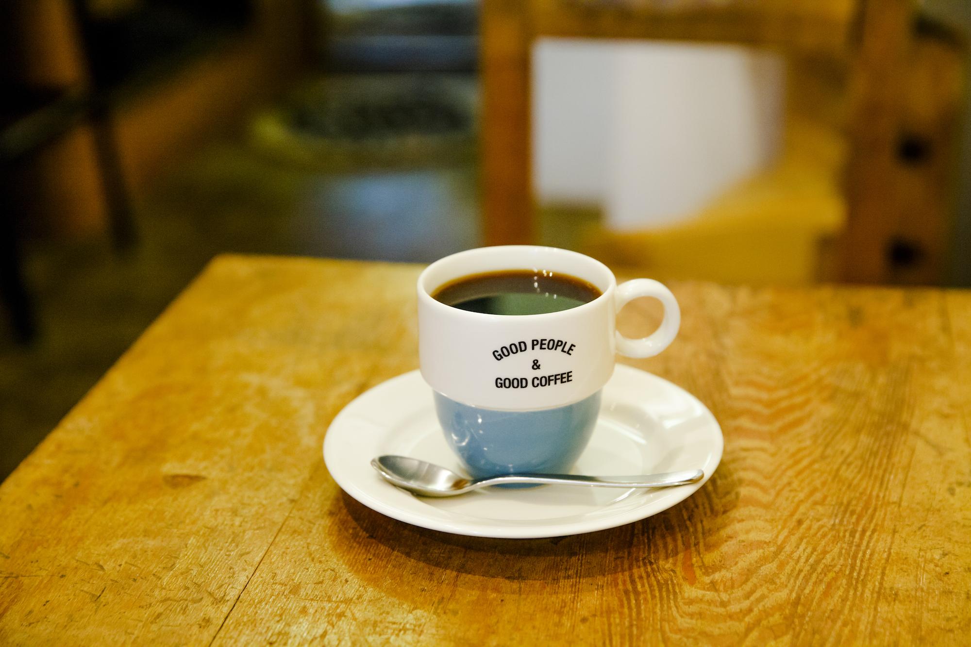 グッドピープル&グッドコーヒー