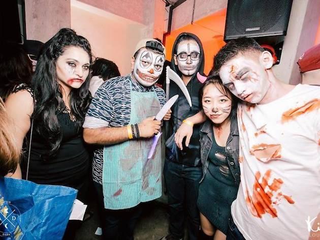 Kilo Lounge Halloween