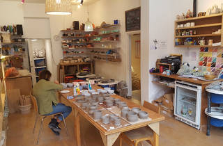 Clay Time Pottery Studio