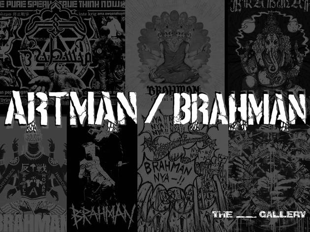 ARTMAN / BRAHMAN @ THE blank GALLERY