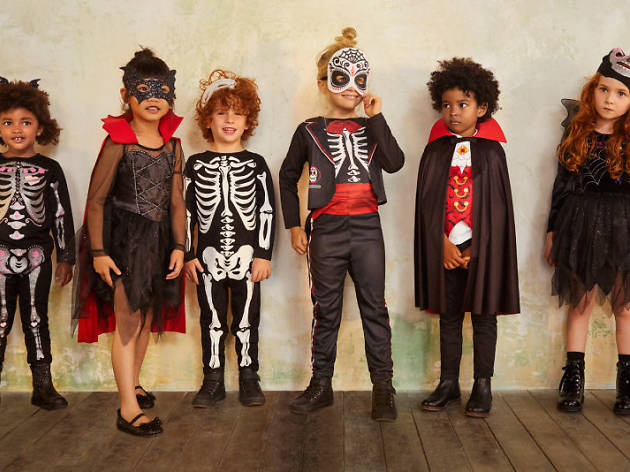 Hm Halloween.Top Kids Halloween Costumes From H M