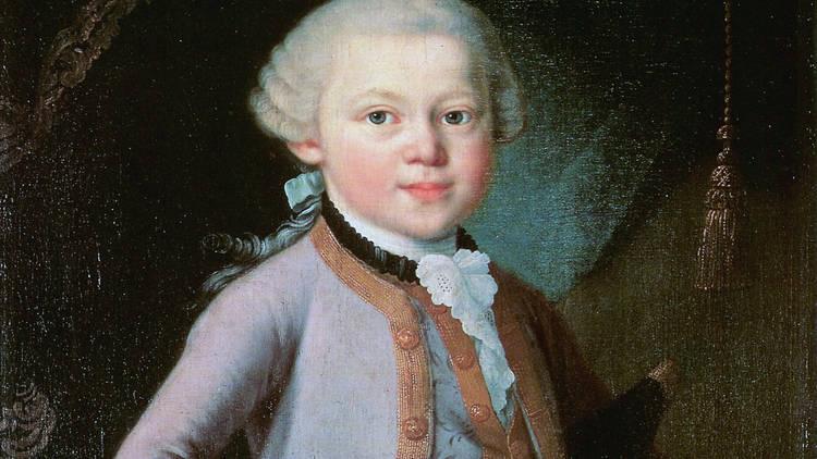 Mozart Jovem
