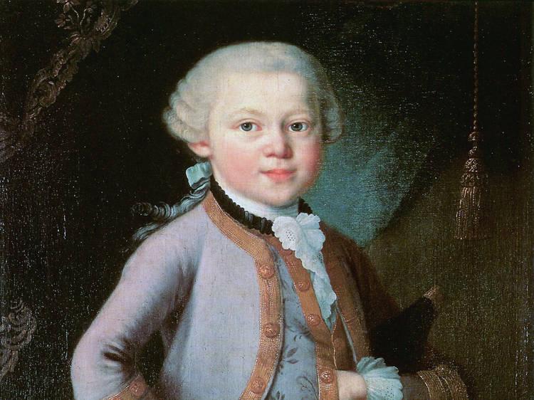 Sete obras clássicas compostas por miúdos