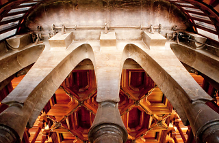 Crear amb Gaudí. De l'admiració contemplativa a la fertilitat productiva