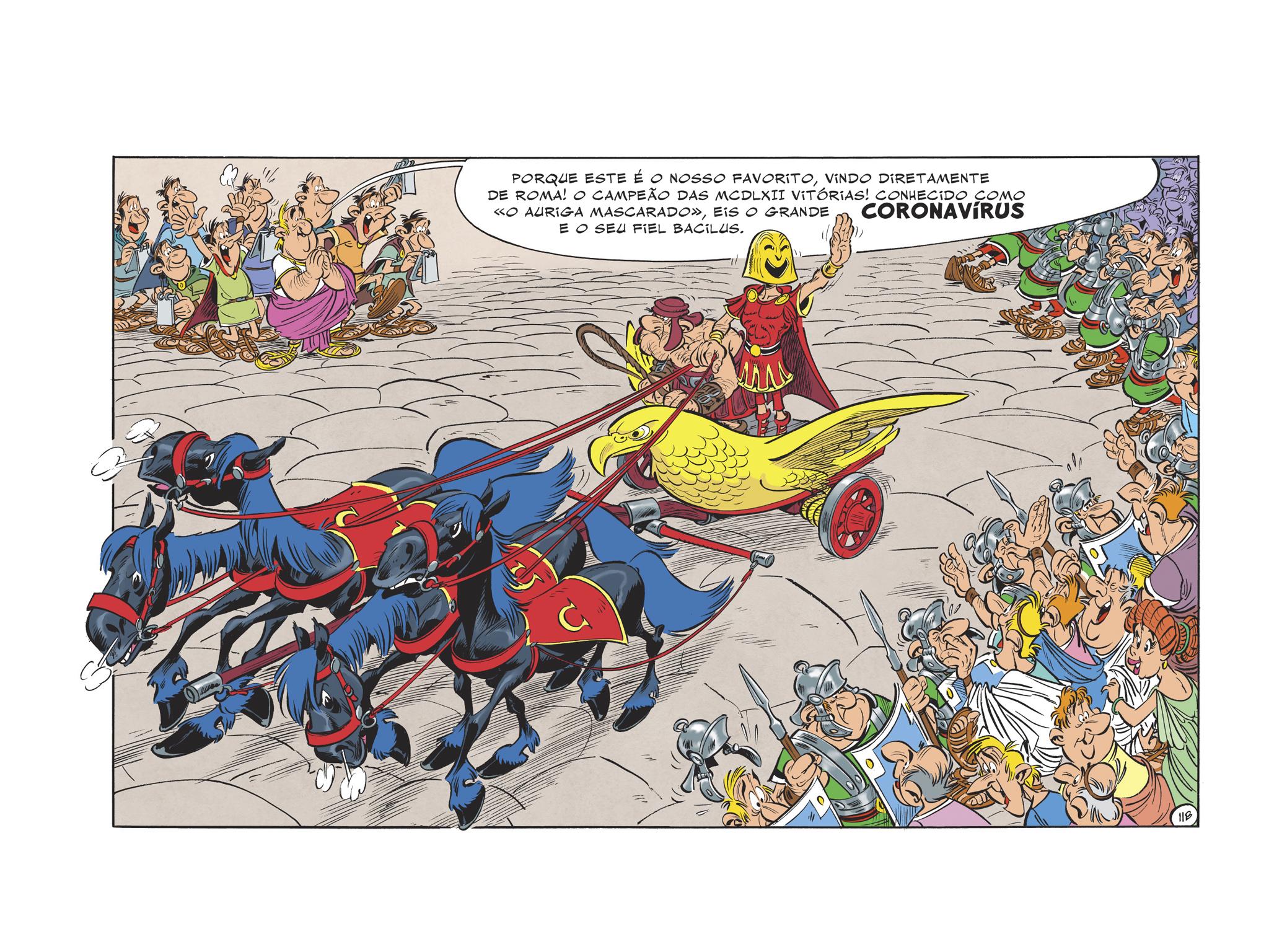 asterix e a transitálica