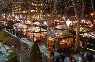 Here are all 176 vendors at this year's Winter Village at Bryant Park