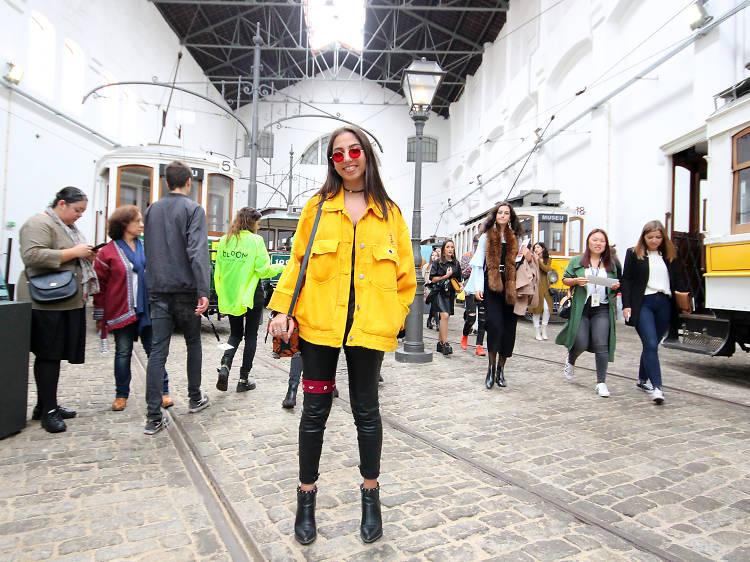 O melhor do street style no primeiro dia do Portugal Fashion