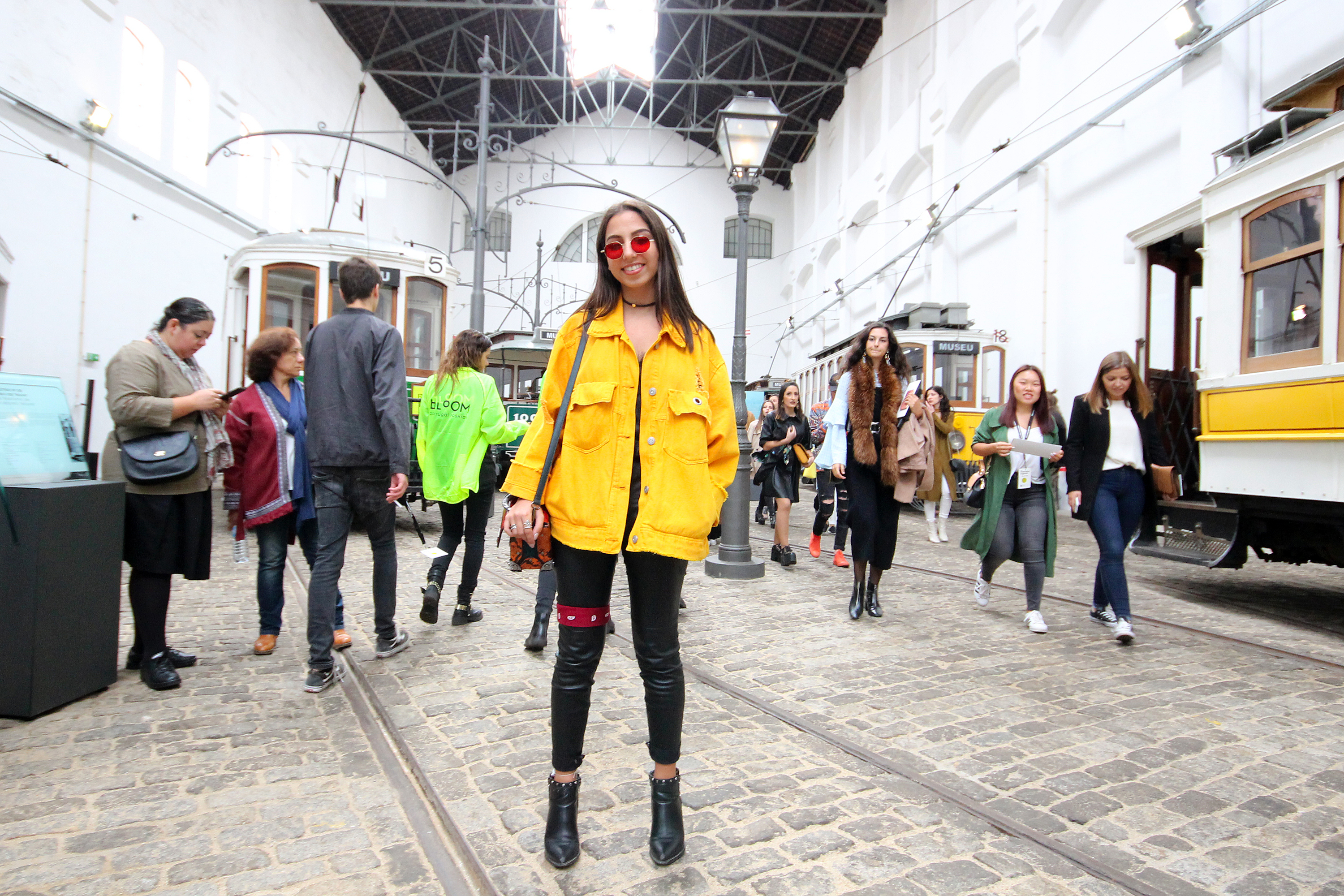 O melhor do street style no primeiro dia do Portugal Fashion