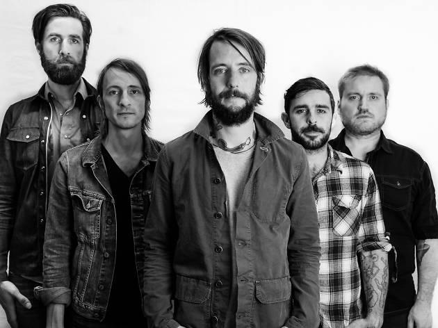 Band of Horses vuelve a la CDMX