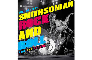 Smithsonian Rock & Roll: Live and Unseen signing
