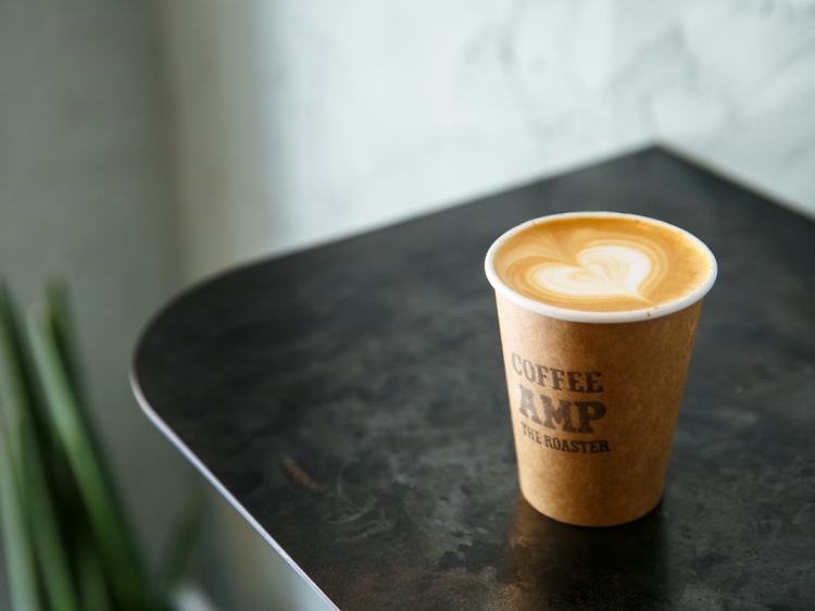 The best coffee in Tokyo