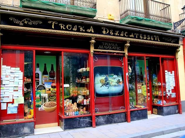 Troika Delicatessen