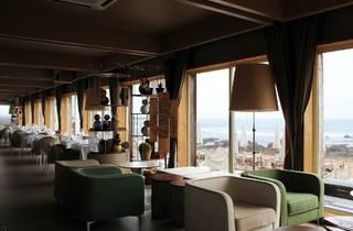 Cafetaria da Praia da Luz