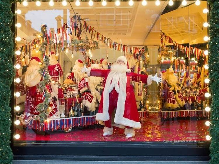 The best Christmas shops in London