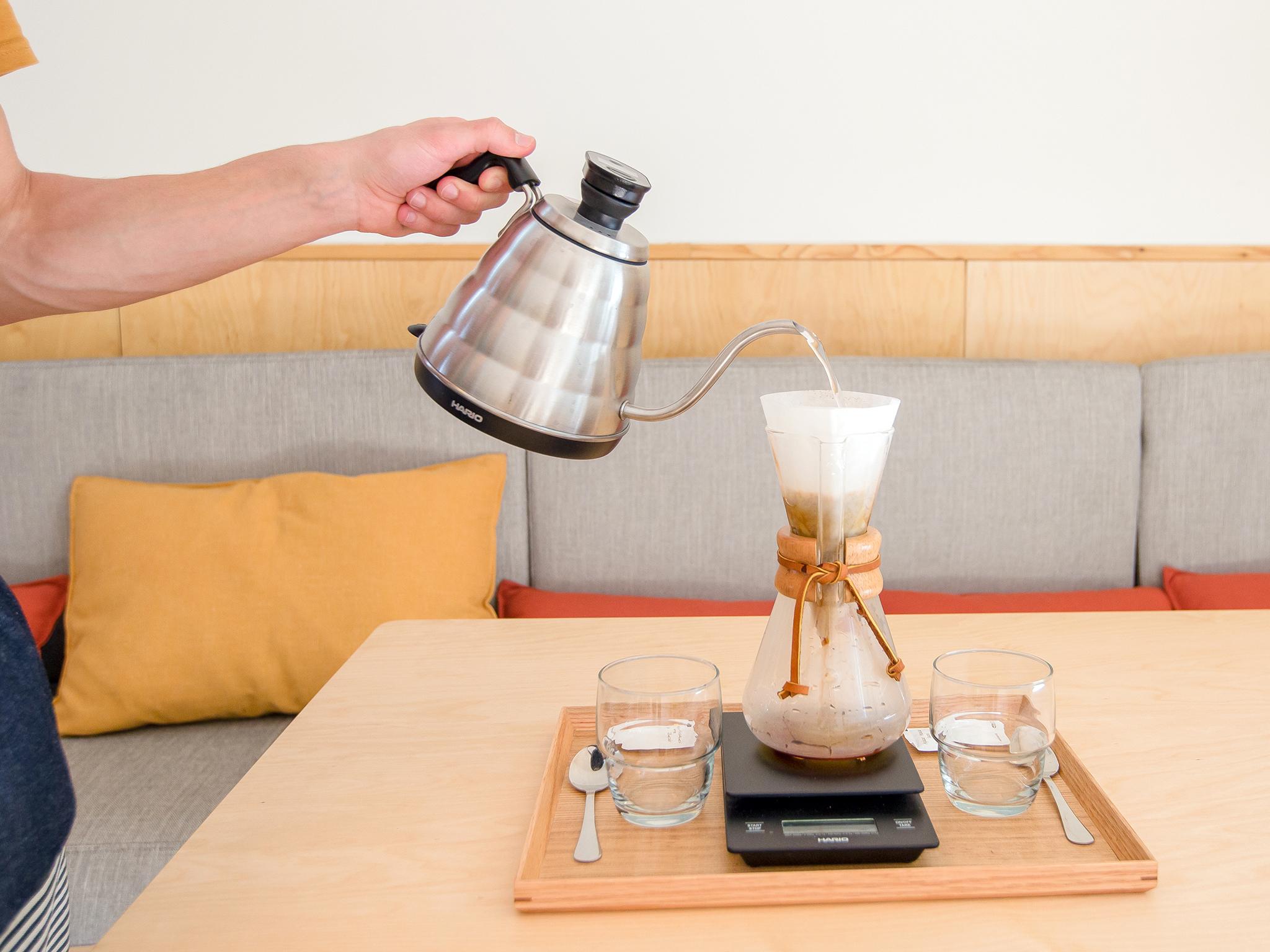 Noshi Coffee - Café