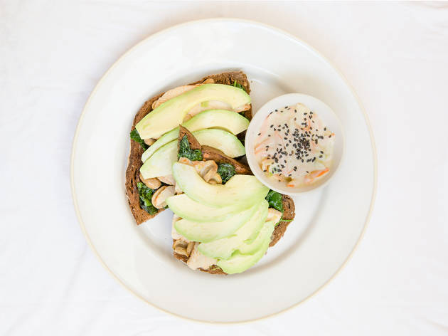 Noshi Coffee - Tosta de Abacate