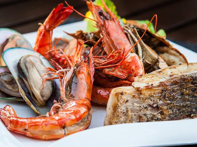 Coconut Grove Seafood Festival