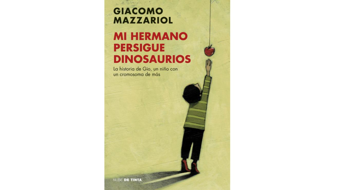 Mi hermano persigue dinosaurios, de Giaccomo Mazzariol