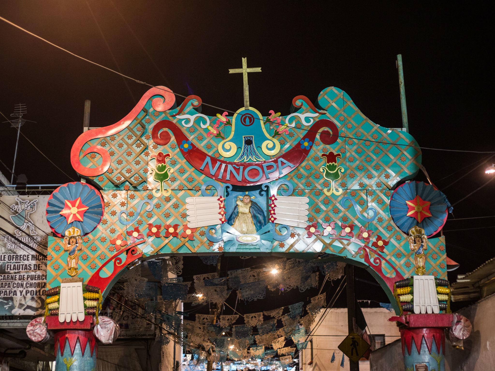 Fiestas tradicionales de Xochimilco