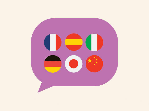 where to learn a language