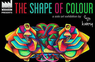 The Shape of Colour