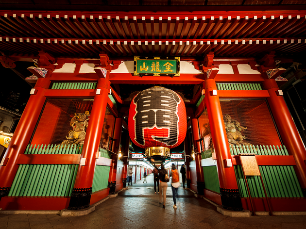 Best things to do in Asakusa after dark