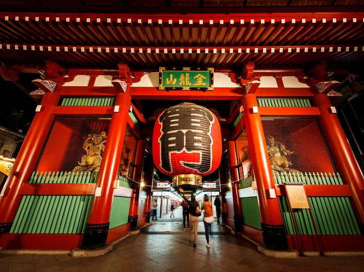 Asakusa nightlife guide
