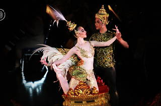 Manorah Ballet, Royal Funeral Entertainment