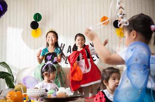 Halloween, kids, party, generic