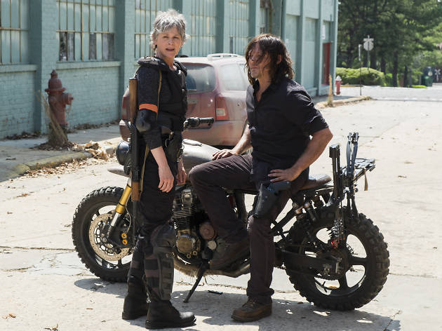 The Walking Dead still