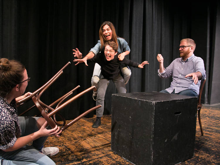 We The People Improv Festival