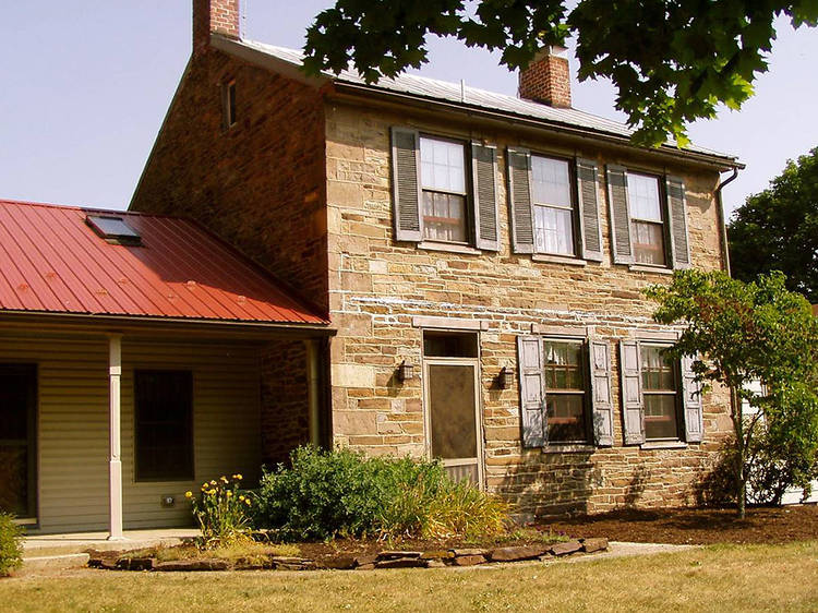 Gettysburg, PA: The Civil War field hospital